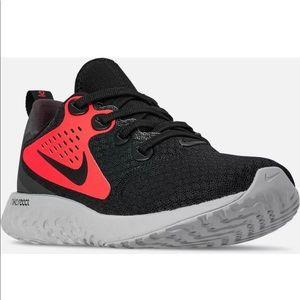 Nike Shoes - Little Kids' Nike Legend React Running Shoes Black